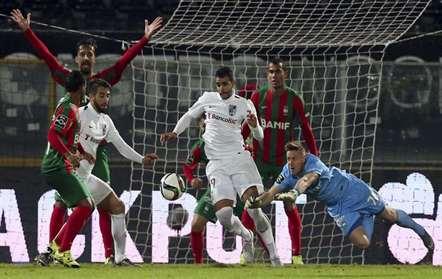 Vitoria Guimaraes vs Maritimo