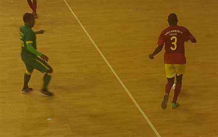 Apurados semi finalistas na Taça Maputo de futsal