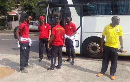 Seleção de futsal de Moçambique já partiu para estágio em Portugal