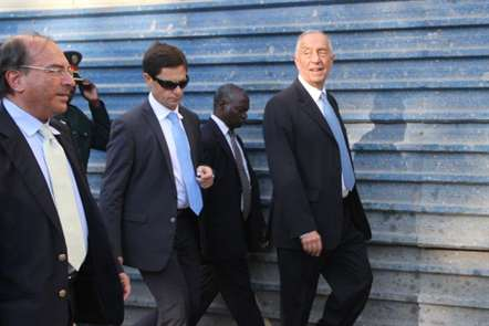 Marcelo admite repensar Acordo Ortográfico