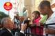 Marcelo até deu explicações de matemática a crianças de Maputo (com fotos)