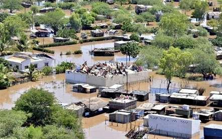 Segundo o Governo, número de mortos devido ao mau tempo subiu de 40 para 44