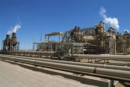Eni procura investimento para gás natural do Rovuma