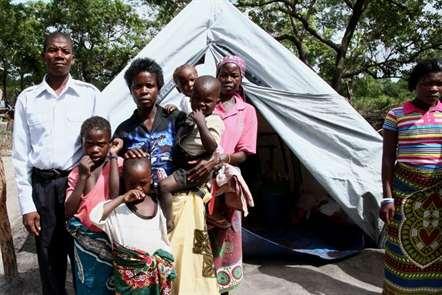 Quatro mil refugiados no Malawi convidados a regressar a Moçambique
