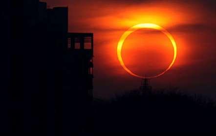 Eclipse solar pode ser visto esta quinta-feira em todo o território