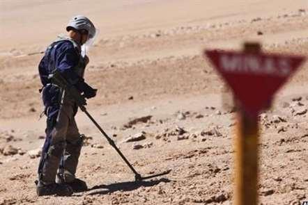 Falta de apoios levou a corte de 89% nos trabalhos de desminagem desde 2008