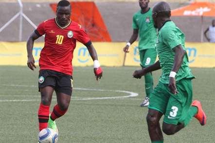 Capitão da seleção de futebol Dominguez falha jogo com Maurícias