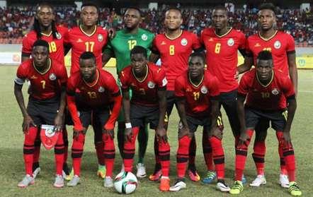Mambas defrontam Togo em jogo particular a 9 de outubro