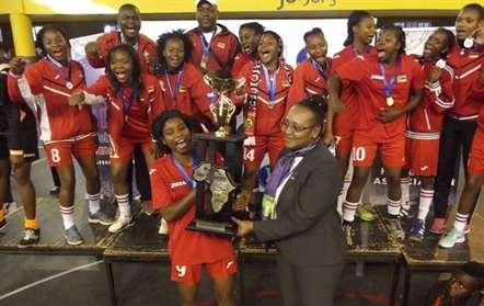 Moçambique conquista Torneio Challenge Trophy em andebol nos escalões de sub-20 e sub-19