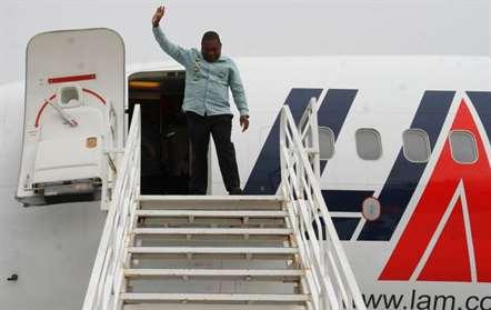 Filipe Nyusi diz que «sem paz não há turismo»
