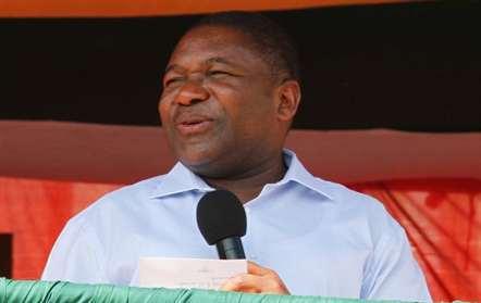 Nyusi dirige Cimeira dos Chefes de Estado na qualidade de presidente da Troika da SADC