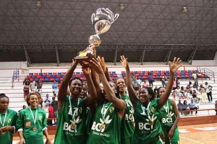 Ferroviário venceu Taça de Maputo de basquetebol em masculinos e femininos