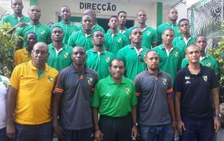 Basquetebol: Nasir Salé quer ganhar todas as provas no Ferroviário da Beira (fotos)