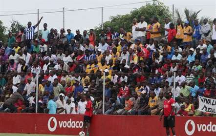 Desportivo de Niassa empata com ENH de Vilanculos