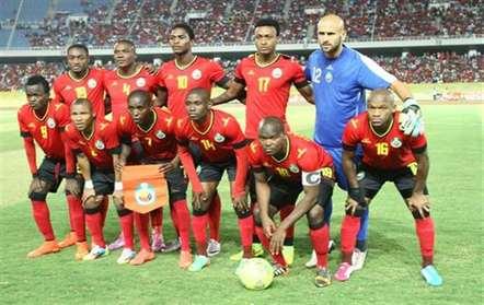 Mambas defrontam RC Congo nos quartos-de-final da Taça Cosafa