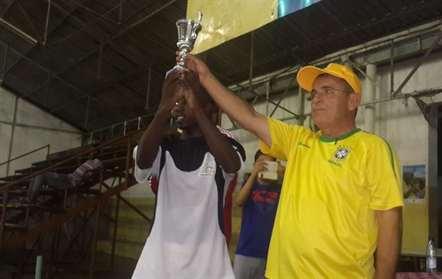 Nacional de futsal começa em Chimoio com 11 equipas
