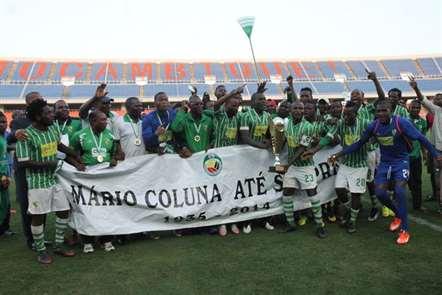 Ferroviário de Maputo venceu Supertaça Mário Coluna (fotos)