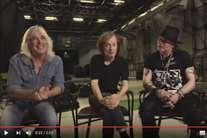 AC/DC fazem vídeos para fãs portugueses