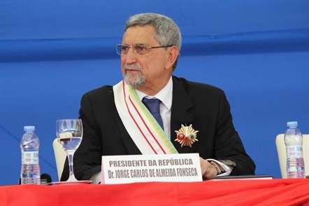 Jorge Carlos Fonseca destaca segurança, juventude e economia no discurso de pose como PR