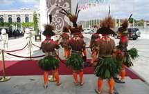 Oitava cimeira do Grupo África Caraíbas e Pacífico (ACP) decorre na na Papua