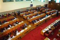 Parlamento cabo verdiano (Foto Daniel Almeida)