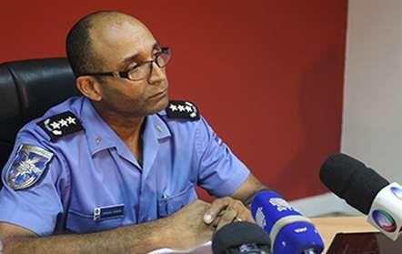 Diretor nacional da Polícia visita serviços em Santiago Sul