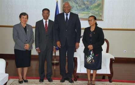 Professores cabo-verdianos vão lecionar em Timor-Leste
