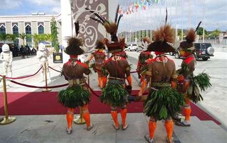 Oitava cimeira do Grupo ACP arranca em Port Moresby