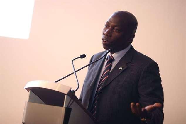 Domingos Simões Pereira, primeiro-ministro da Guiné-Bissau (fotografia de arquivo)