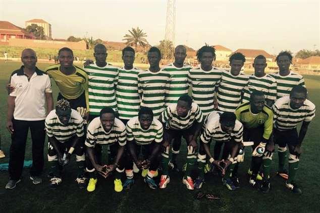 Sporting de Bissau (fotografia Facebook)