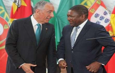 Moçambique e Portugal querem fortalecer relações económicas
