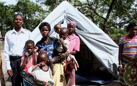 Três mortos e 236 famílias desalojadas devido ao mau tempo em Maputo