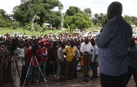 Presidente desmente que Renamo venceu eleições gerais em seis províncias