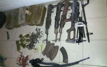 Detido alegado operacional da Renamo na posse de armas e munições