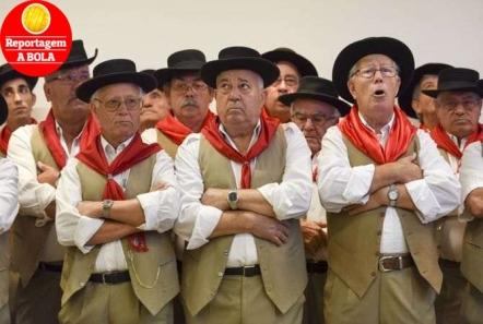 O Tributo assinala o 2.º Aniversário desde que o Cante Alentejano foi considerado Património da Humanidade pela UNESCO (Foto: Miguel Santos/ASF)
