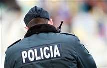 A vítima foi baleada por um agente da PSP (Foto ASF)