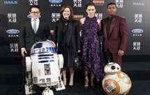Star Wars continua a bater recordes de bilheteira
