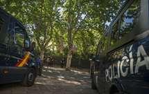 O homem foi detido pela polícia espanhola (Foto AP)
