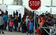 Medvedev critica política de acolhimento de migrantes (fotografia de arquivo)