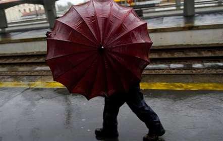 Instabilidade atmosférica pode provocar chuvas a partir desta terça-feira