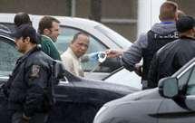 O detido é o agente Eulalio Tordil, de 62 anos (Foto AP)