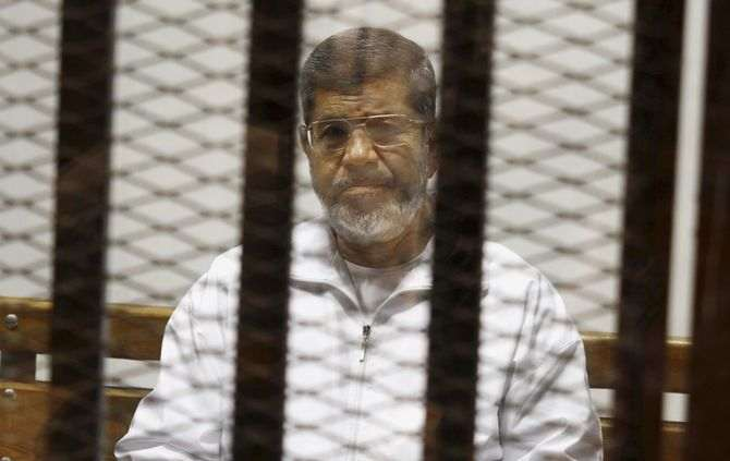 O ex-presidente do Egito, Mohamed Morsi, foi hoje condenado à morte