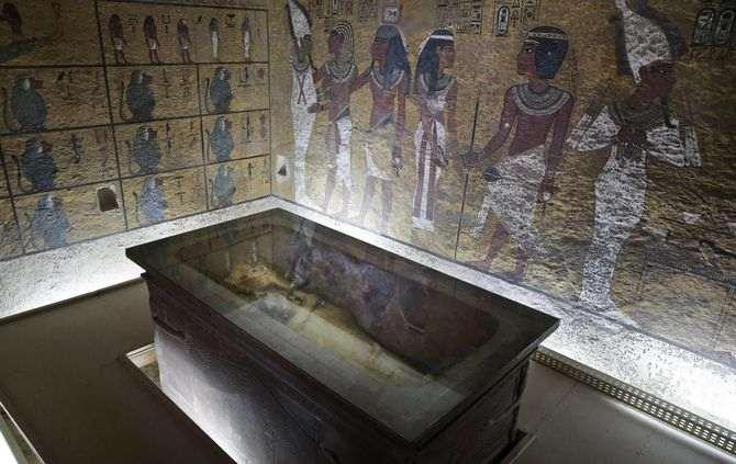 Túmulo de Tutankamon