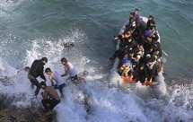 Pelo menos 27 mortos em travessia do mar Egeu