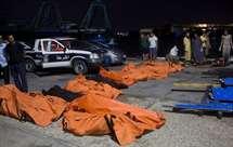 Mais de 70 corpos de migrantes dão à costa