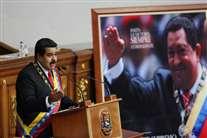 Nicolas Maduro, presidente da Venezuela