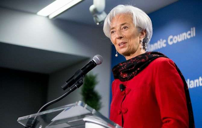 Christine Lagarde condenada por negligência
