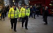 Os acusados foram hoje presentes a um tribunal de Londres (Foto AP)