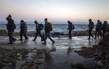 O jovem foi adotado como alegado refugiado (Foto AP)