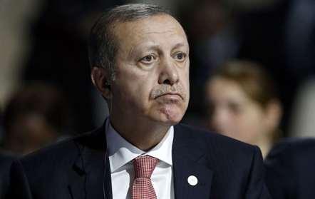Presidente turco em visita oficial e acompanhado por 150 empresários